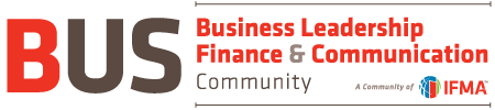 IFMA Business Leadership, Finance, Communication Community